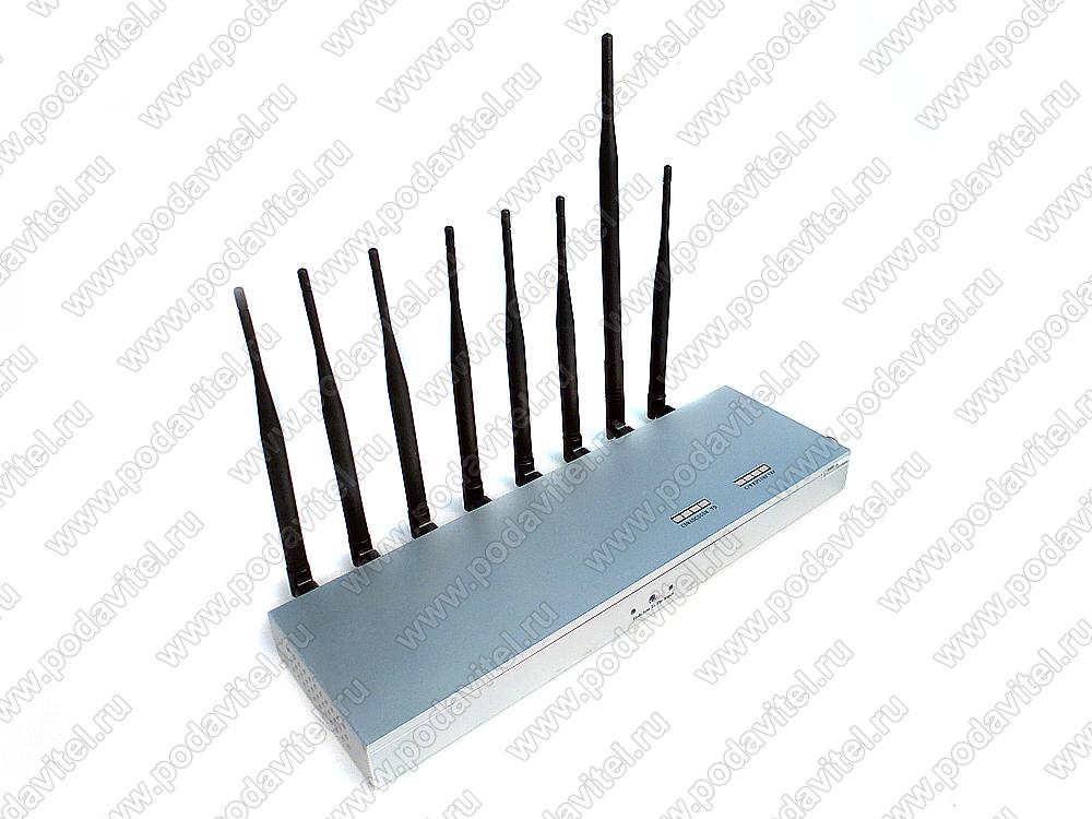 Глушение Wifi и GSM
