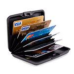 Защитный чехол для банковской пластиковой карты с защитой от считывания