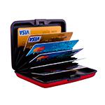 Защитный RFID чехол для кредитных банковских карт