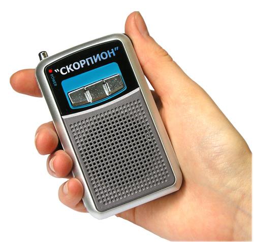 Глушитель сотовых и DECT телефонов Скорпион (нажмите, что бы увеличить фото) .
