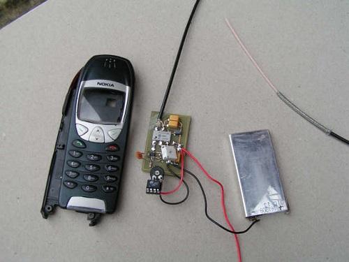 Глушилки мобильных телефонов своими руками фото